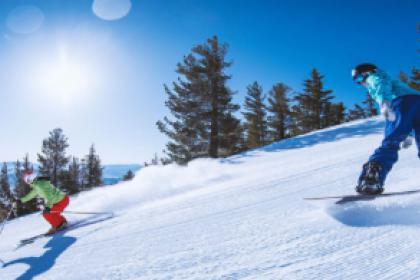 2-Day Ski Tour in Vermont