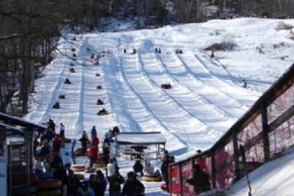 1 Day Tour Snow Mountain Ski