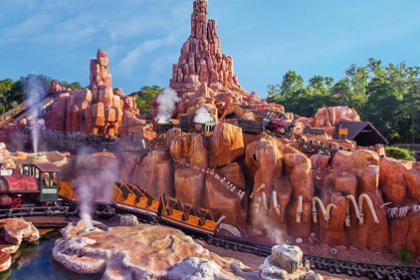 5 Days Disney tour